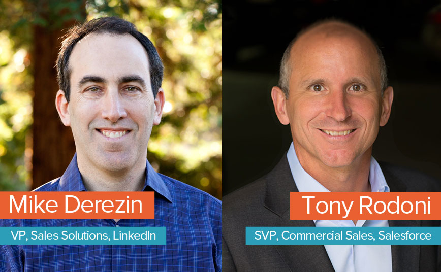 Introducing our advisors: Mike Derezin and Tony Rodoni