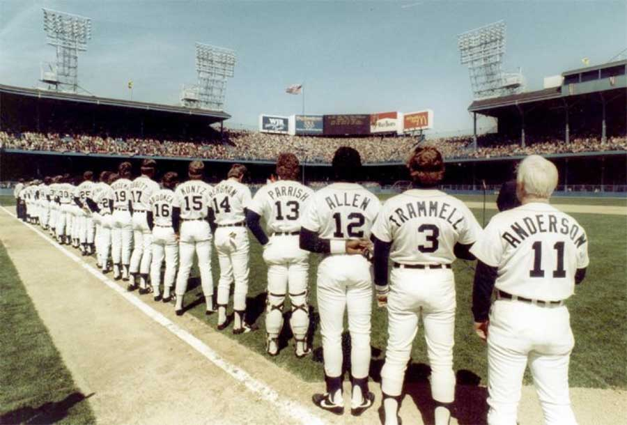 What the 1984 Detroit Tigers can teach us about marketing and sales
